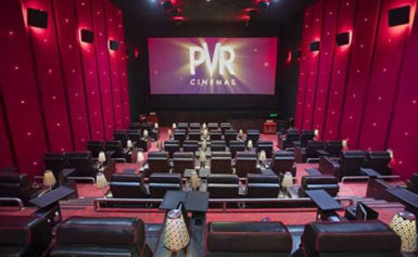 PVR'S IMAX theatre at MUMBAI and DELHI upgrades to IMAX with Laser