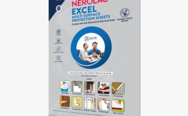 Kansai Nerolac Paint ने लॉन्च किया  Excel multi surface protection sheets