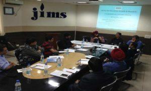 सीईजीआर की दिल्ली-एनसीआर बिंग की बैठक संपन्न