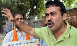जंतर-मंतर से पुलिस ने पत्रकारों को किया गिरफतार