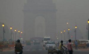 दिल्ली फिर गैस चैम्बर में तब्दील