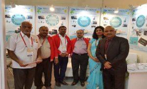 पेपरेक्स में बी-श्योर टेक्नोलॉजी इंडिया के स्टॉल आकर्षण का केंद्र रहा