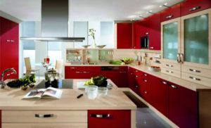 किचन में इलेक्ट्रिक एप्लियांस