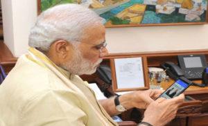 भाजपा सांसद 'नमस्ते' का जवाब नहीं देते : मोदी