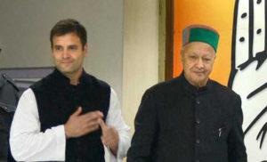 राहुल के हिमाचल पहुंचते ही 'थप्पड़कांड'