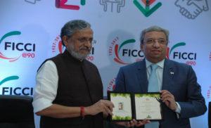 जीएसटी है अत्यंत साहसिक कर-सुधार कदम: सुशील कुमार मोदी