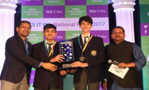टीसीएस आईटी क्विज में दिल्ली पब्लिक स्कूल, नोएडा विजयी