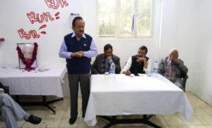 बहुआयामी व्यक्तित्व के धनी थे डॉ. नंद किशोर त्रिखा : डॉ. हर्षवर्द्धन