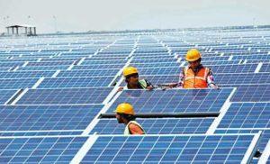 सौर ऊर्जा क्षेत्र में देश को बड़ी सफलता
