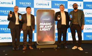 टैक्नो ने कैमरा-केंद्रित ''कैमोन'' सीरीज़ लॉन्च किया