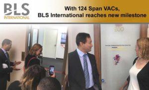 बीएलएस इंटरनैशनल ने तिमाही में शानदार वृद्धि दर्ज की