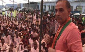 प्रदेश के गन्ना किसानों के साथ अन्याय नहीं होगा बर्दाश्त : डॉ सत्यपाल सिंह