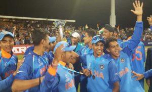 मनजोत कालरा के शतक से भारत बना विश्व विजेता