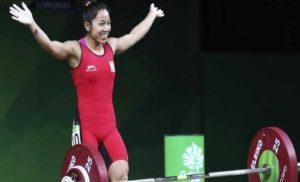 मीराबाई चानू ने गोल्ड मेडल जीतकर रचा इतिहास