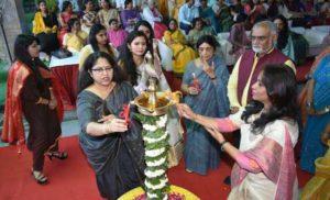 जानकी देवी मेमोरियल काॅलेज ने मनाया 59 वां वार्षिक महोत्सव
