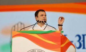 भ्रष्टाचार पर मोदी खामोश, अब नौजवानों को उन पर नहीं रहा विश्वास : राहुल