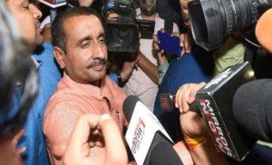 भाजपा विधायक कुलदीप सिंह सेंगर के खिलाफ एफआईआर दर्ज