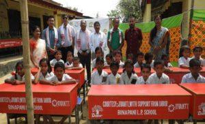 डाबर ने तेजपुर में सामुदायिक विकास कार्यक्रम का विस्तार किया
