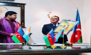 भारत-अजरबैजान युथ डायलाग 2018 का हुआ आयोजन