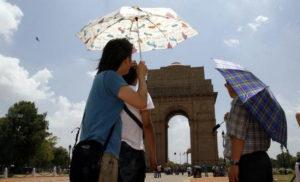 दिल्ली को गर्मी से राहत नहीं