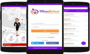 'मेरापेशेंट' ऐप की 20 करोड़ रुपए जुटाने की योजना