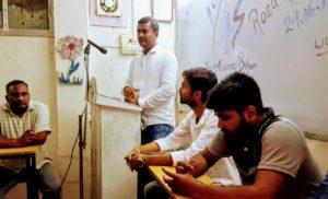 यूथ फॉर स्वराज ने किया 'रोडमैप फॉर बिहार' पर मंत्रणा