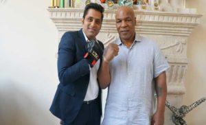 बॉलीवुड करेगा विश्वविख्यात बॉक्सर माइक टायसन का स्वागत