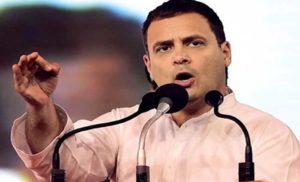 नोटबंदी ने किसानों को बर्बाद कर दिया : राहुल