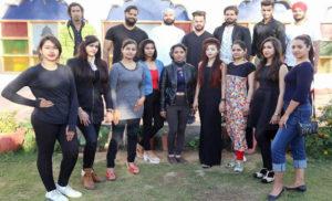 जयपुर वैलेंटाइन डे फैशन शो