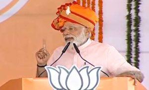 मुझे प्रधानमंत्री नहीं मानकर संविधान का अपमान कर रही हैं ममता: मोदी