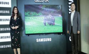 आपके घर की शान में लगाएगा चार चांद सैमसंग का पहला QLED 8K टीवी