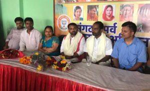 देश ही नहीं विदेशों में भी है जीत की गारंटी है मोदी जी: संजय मयूख