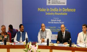 सरकार रक्षा क्षेत्र में निजी उद्योग के निवेश को बढ़ावा देने के पक्ष में : राजनाथ सिंह