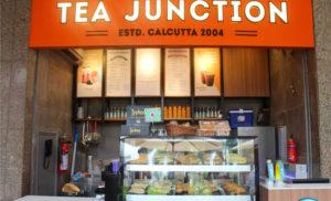 दिल्ली में टी जंक्शन
