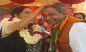सुषमा जी को हर कार्यककर्ता की रहती थी चिंता : विजय भगत