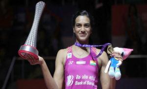 ओलंपिक स्वर्ण के लिये कैबिनेट में जगह खाली रखी है: सिंधू