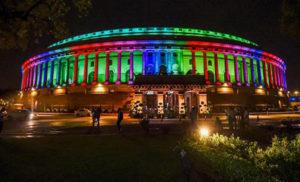 आज़ादी की 75वीं सालगिरह नए संसद भवन में मनेगी