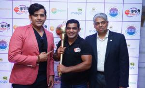 रेसलिंग फेडरेशन ऑफ इंडिया के साथ ज़ी  कुश्ती- दंगल की चकदे