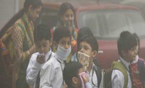 दिल्ली में वायु गुणवत्ता में धीरे-धीरे हो रहा सुधार