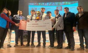 7वें अंतर्राष्ट्रीय वित्तीय ओलंपियाड में कर्नाटका टीम ने लहराया जीत का परचम