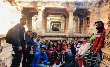 इंडिया हेरिटेज वॉक फेस्टिवल के तीसरे संस्करण में सहपीडिया ने इंटरग्लोब फाउंडेशन के साथ भागीदारी की