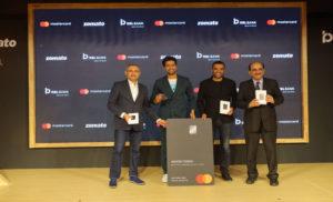 एडिशन क्रेडिट कार्ड्स के लिए आरबीएल बैंक, जोमैटो और मास्टरकार्ड ने की भागीदारी