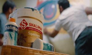 शालीमार पेंट्स ने एसजीटी मेडिकल कॉलेज में पेंट दान किया