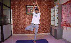 संस्कृति विवि ने आनलाइन क्लास लगाकर योग के लिए किया प्रेरित