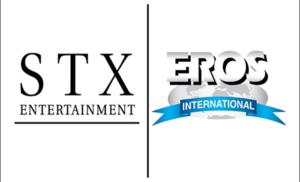 इरोज़ इंटरनेशनल और एसटीएक्स एंटरटेनमेंट का होगा मिलन