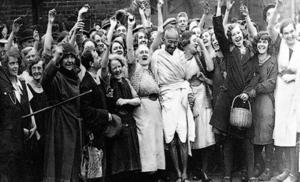 गांधी ने सिखाया था अश्वेतों को 'ब्लैक लाइव्स मैटर' का पहला पाठ