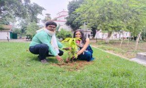 पर्यावरण संरक्षण हम सबकी जिम्मेदारी: विभय कुमार झा