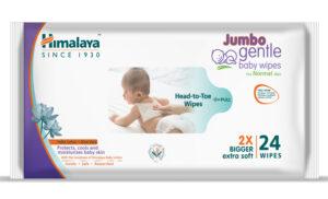 Launch of हिमालया बेबीकेयर के जंबो जेंटल बेबी Wipes