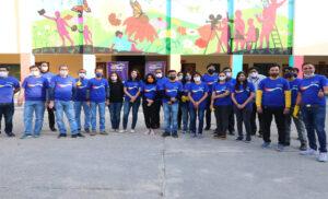 AkzoNobel India ने दिया बच्चों को New Year Gift