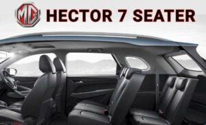 MG Hector Plus 7-सीटर का नया 'Select' वेरिएंट